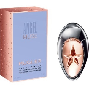 Angel Muse by Thierry Mugler for Women Refillable Eau de Parfum Spray 1.0 oz