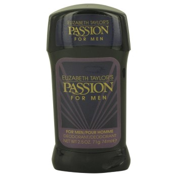 Passion by Elizabeth Taylor Deodorant Stick 2.5 oz for Men