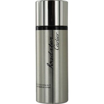 Roadster by Cartier Deodorant Spray 5.0 oz for Men