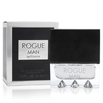 Rogue Man By Rihanna by Rihanna Eau de Toilette Spray 1.0 oz for Men