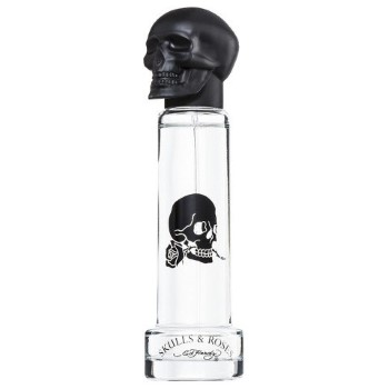 Skulls & Roses by Christian Audigier Eau de Toilette Spray 1.0 oz for Men