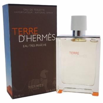 Terre D'Hermes Eau Tres Fraiche by Hermes Eau de Toilette Spray 2.5 oz for Men