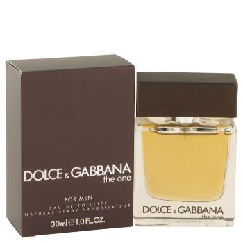 The One by Dolce & Gabbana Eau de Toilette Spray 1.0 oz for Men