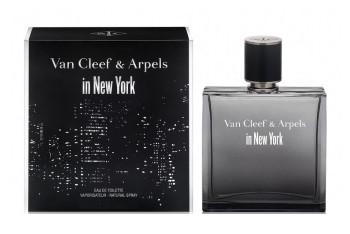 Van Cleef And Arpels In NY by Van Cleef Eau de Toilette Spray 4.2 oz for Men