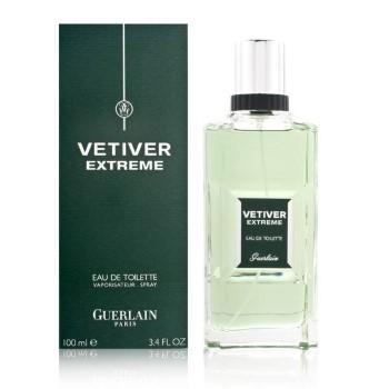 Vetiver Extreme by Guerlain Eau de Toilette Spray 3.4 oz for Men