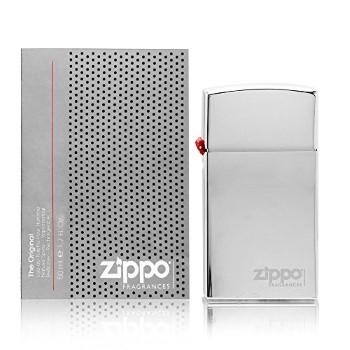 Zippo Original by Zippo Eau de Toilette Spray Refillable 1.7 oz for Men