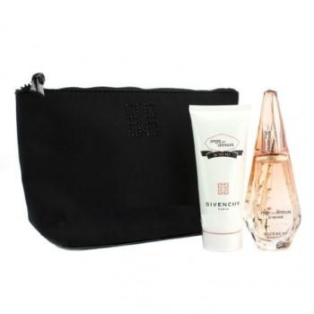 Ange Ou Demon Le Secret by Givenchy for Women Set Includes: Eau de Parfum Spray 1.7 oz + Body Veil 3.3 oz + Pouch