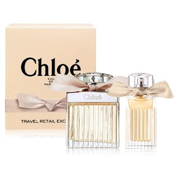 Chloe Signature by Chloe for Women Set Includes: Eau de Parfum Spray 2.5 oz + Eau de Parfum Spray 0.67 oz