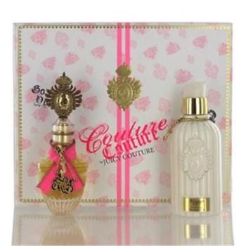 Couture Couture by Juicy Couture for Women Set Includes: Eau de Parfum Spray 1.7 oz + Body Lotion 6.7 oz