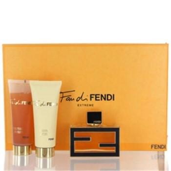 Fan Di Fendi Extreme by Fendi for Women Set Includes: Eau de Parfum Spray 1.7 oz + Body Lotion 2.5 oz + Shower Gel 2.5 oz