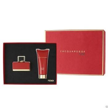 Fendi L'Acquarossa by Fendi for Women Set Includes: Eau de Parfum Spray 1.7 oz + Body Lotion 2.5 oz