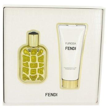 Furiosa by Fendi for Women Set Includes: Eau de Parfum Spray 1.7 oz + Body Lotion 2.5 oz