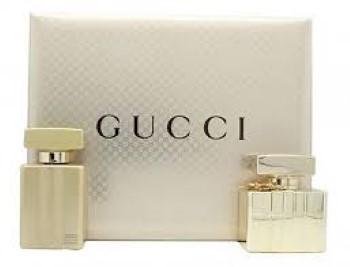 Gucci Premiere by Gucci for Women Set Includes: Eau de Parfum Spray 1.6 oz + Body Lotion 3.3 oz