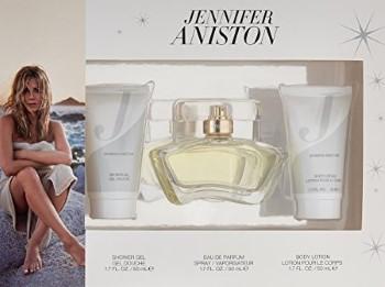 Jennifer Aniston by Jennifer Aniston for Women Set Includes: Eau de Parfum Spray 1.7 oz + Shower Gel 1.7 oz + Body Lotion 1.7 oz
