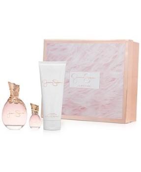 Jessica Simpson Signature by Jessica Simpson for Women Set Includes: Eau de Parfum Spray 3.4 oz + Eau de Parfum Spray 0.25 oz + Body Lotion 6.7 oz