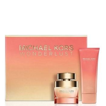 Wonderlust by Michael Kors for Women Set Includes: Eau de Parfum Spray 1.7 oz + Body Lotion 3.4 oz