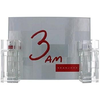 3AM by Sean John for Men Set Includes: Eau de Toilette Spray 3.4 oz + After Shave 3.4 oz