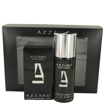 Azzaro by Azzaro for Men Set Includes: Eau de Toilette Spray 1.7 oz + Deodorant Spray 5.1 oz