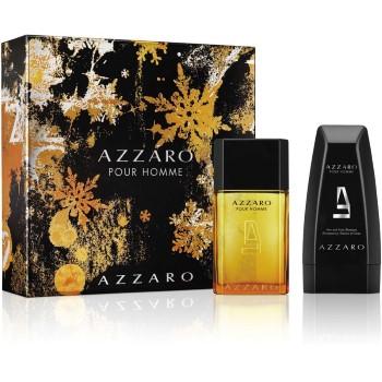 Azzaro by Azzaro for Men Set Includes: Eau de Toilette Spray 3.3 oz + Hair & Body Shampoo 5.0 oz
