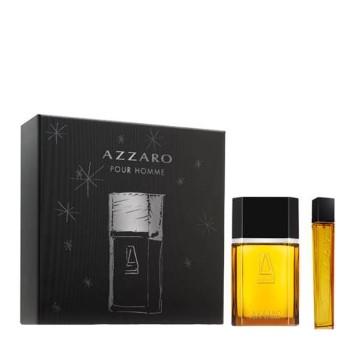 Azzaro by Azzaro for Men Set Includes: Eau de Toilette Spray 3.3 oz + Eau de Toilette Spray 0.5 oz