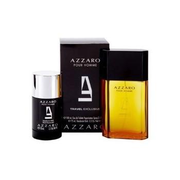 Azzaro by Azzaro for Men Set Includes: Eau de Toilette Spray 3.3 oz + Deodorant Stick 2.25 oz