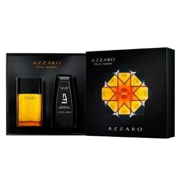 Azzaro by Azzaro for Men Set Includes: Azzaro Eau de Toilette Spray 3.3 oz + Azzaro Hair & Body Shampoo 5.0 oz