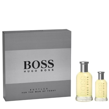 Boss Bottled No.6 by Hugo Boss for Men Set Includes: Boss Bottled No.6 Eau de Toilette Spray 3.3 oz + Boss Bottled No.6 Eau de Toilette Spray 1.0 oz