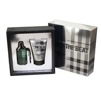 Burberry Beat Men by Burberry for Men Set Includes: Eau de Toilette Spray 1.7 oz + Shower Gel 3.3 oz