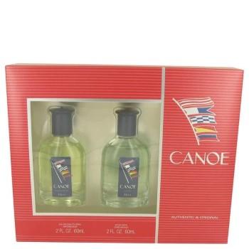 Canoe by Dana for Men Set Includes: Eau de Toilette Spray 2.0 oz + After Shave 2.0 oz