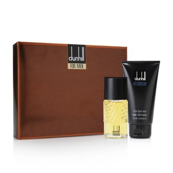 Dunhill by Alfred Dunhill for Men Set Includes: Eau de Toilette Spray 3.4 oz + After Shave Balm 5.0 oz