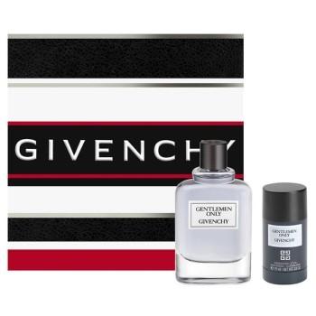 Gentlemen Only by Givenchy for Men Set Includes: Eau de Toilette Spray 3.3 oz + Deodorant Stick Alcohol Free 2.8 oz