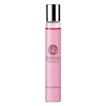 Versace Bright Crystal Absolu by Versace Eau de Parfum Rollerball 0.3 oz for Women