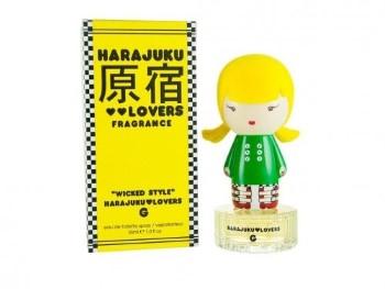 Harajuku Wicked Style G by Gwen Stefani Eau de Toilette Spray 1.0 oz for Women