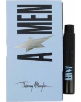 Angel by Thierry Mugler Eau de Toilette Spray Vial 1.2 ml for Men