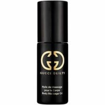 Gucci Guilty by Gucci Body Oil Spray Massage UNBOXED 0.27 oz for Women