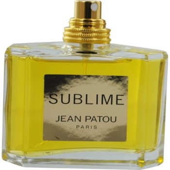 Sublime by Jean Patou Eau de Toilette Spray TESTER 2.5 oz for Women