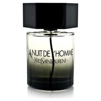 Lanuit De L'Homme by Yves Saint Laurent Eau de Toilette Spray 3.3 TESTER for Men