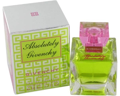 Absolutely Givenchy by Givenchy for Women Eau de Toilette Spray 1.7 oz