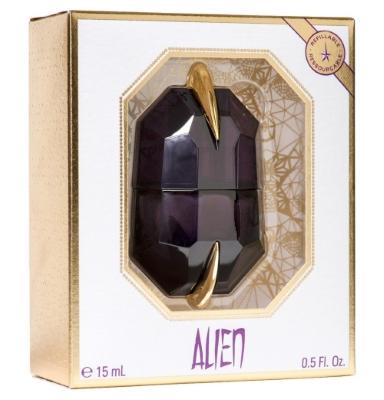 Alien by Thierry Mugler for Women Eau de Parfum Refillable Spray 0.5 oz