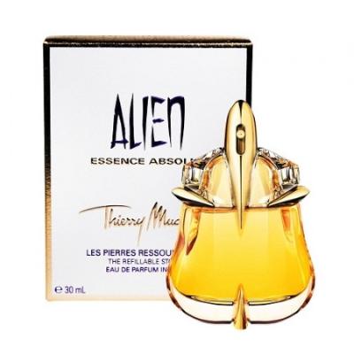 Alien Essence Absolue by Thierry Mugler for Women Eau De Parfum Intense Refillable 1.0 oz