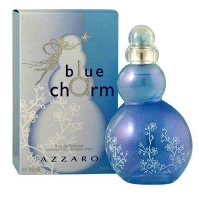 Blue Charm by Azzaro for Women Eau de Toilette Spray 3.4 oz