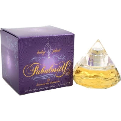 Baby Phat Fabulosity by Kimora Lee Simmons TESTER for Women Eau De Parfum Spray 3.4 oz