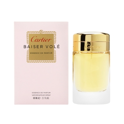 Baiser Vole Essence by Cartier for Women Eau de Parfum Spray 2.7 oz