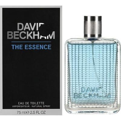 David Beckham The Essence by David Beckham for Men Eau de Toilette Spray 2.5 oz