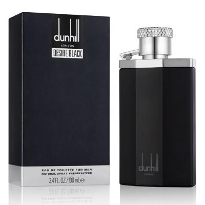 Desire Black by Dunhill for Men Eau de Toilette Spray 3.4 oz