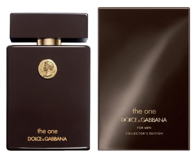 The One by Dolce & Gabbana for Men Eau de Toilette Spray 3.3 oz (Collector's Edition)