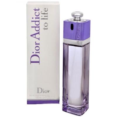 Dior Addict To Life by Christian Dior for Women Eau de Toilette Spray 1.7 oz