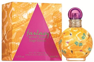 Fantasy by Britney Spears for Women Eau de Parfum Spray 1.7 oz (Stage Edition)