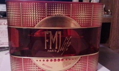 Full Metal Jacket Life By FMJ Parfums for Women Eau de Parfum Spray 3.4 oz