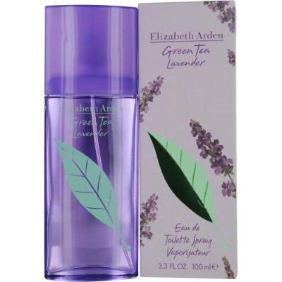 Green Tea Lavender by Elizabeth Arden for Women Eau de Toilette Spray 3.3 oz